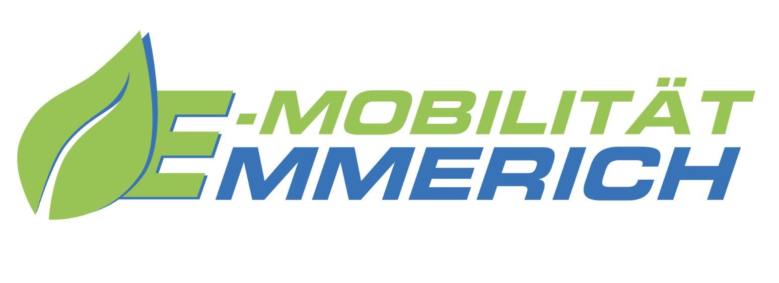 Elektromobilität Emmerich-Logo